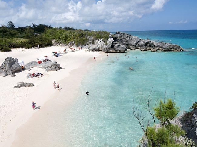 Horseshoe Bay Beach Southampton Parish, Bermuda