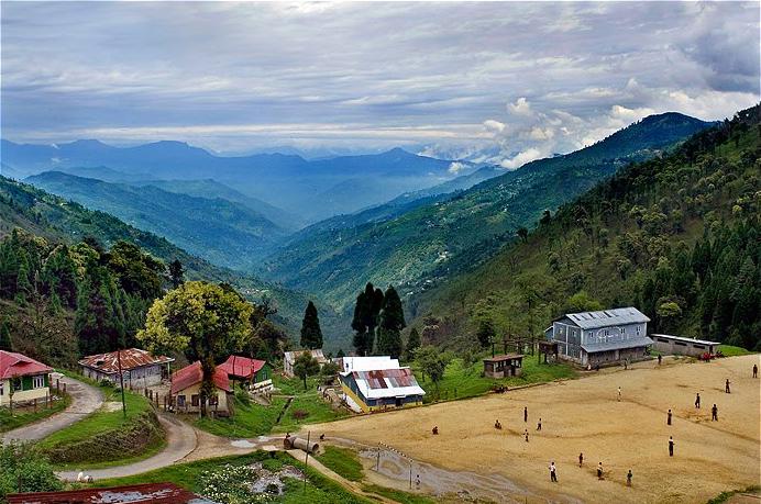 Khandala - embracing nature