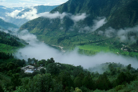 kullu valley himanchal pradesh
