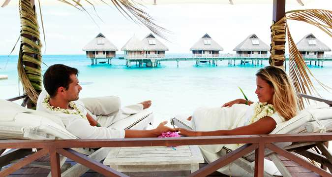 Bora Bora Island - The Perfect Destination for Lovebirds