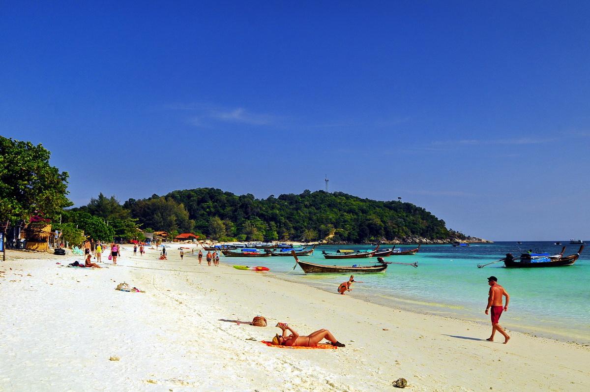 Thailand Hotels Pattaya Beach
