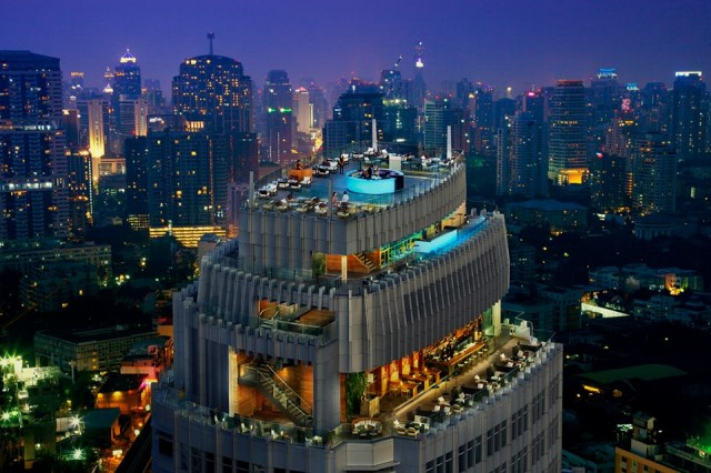 A Guide to the Top Rooftop Bars Bangkok
