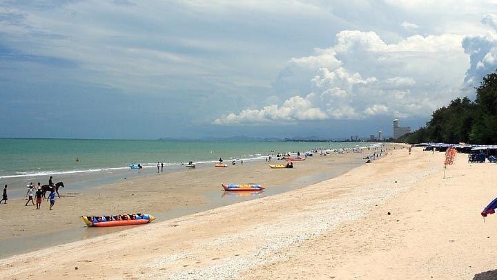 Cha-Am Beach - Bangkok