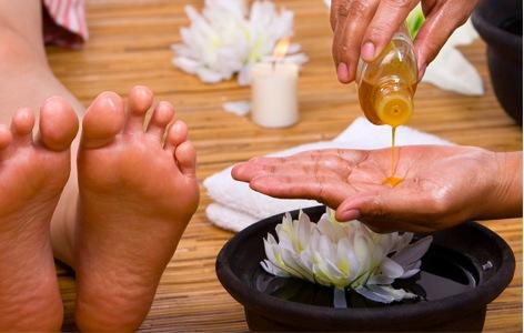Oil Massage thailand