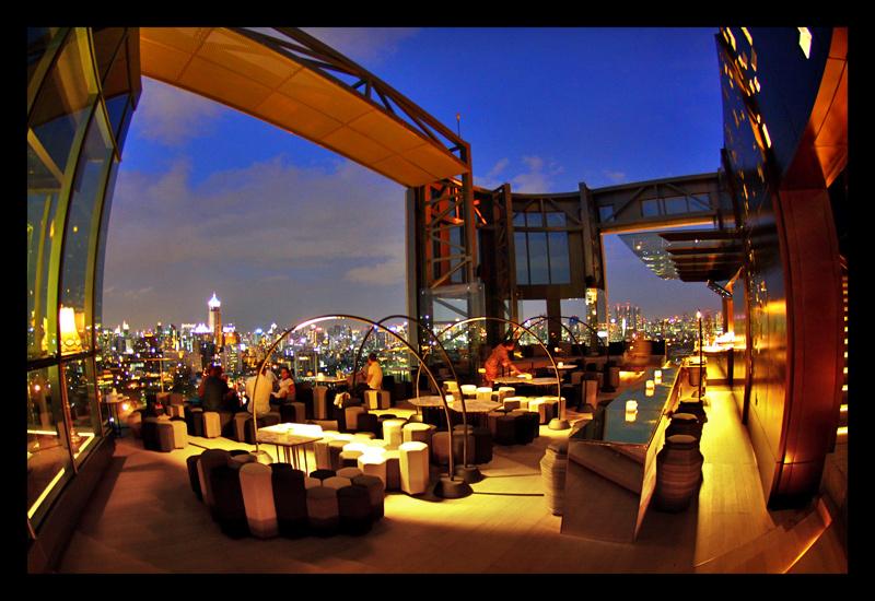 best rooftop bars bangkok thailand in 2016 cash for
