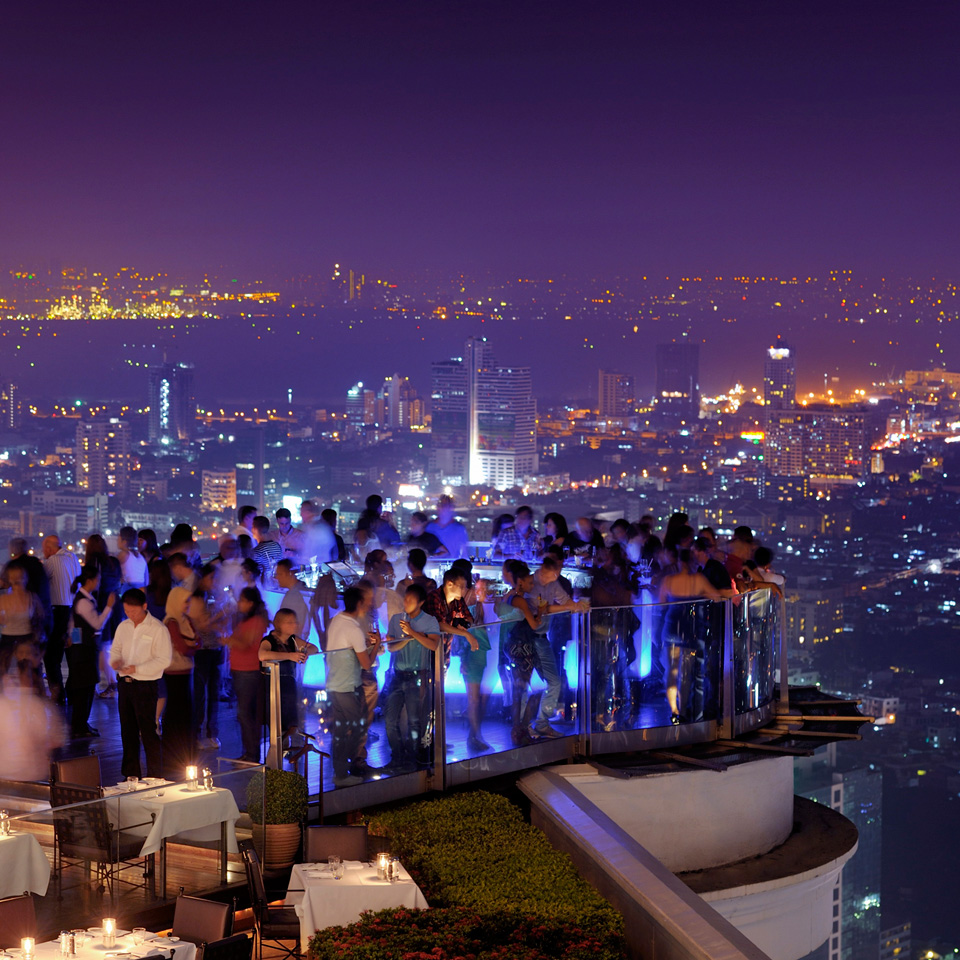 Sky Bar at lebua State Tower