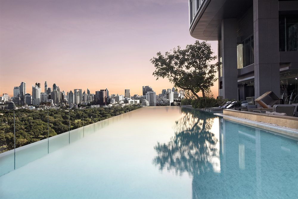 Sofitel So Swimming Pool Bangkok, Thailand