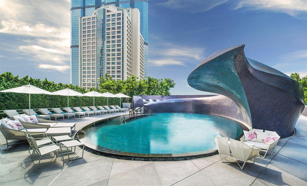 10 Most Amazing Hotel Swimming Pools Bangkok Thailand