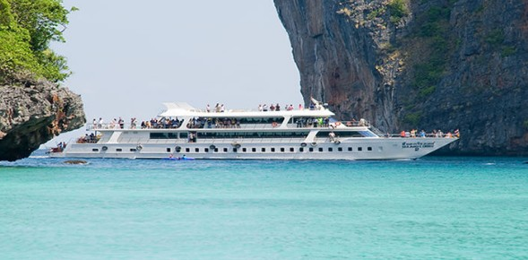 Enjoy The Beautiful Beaches Of Asia By Taking A Prime Cruise Ship