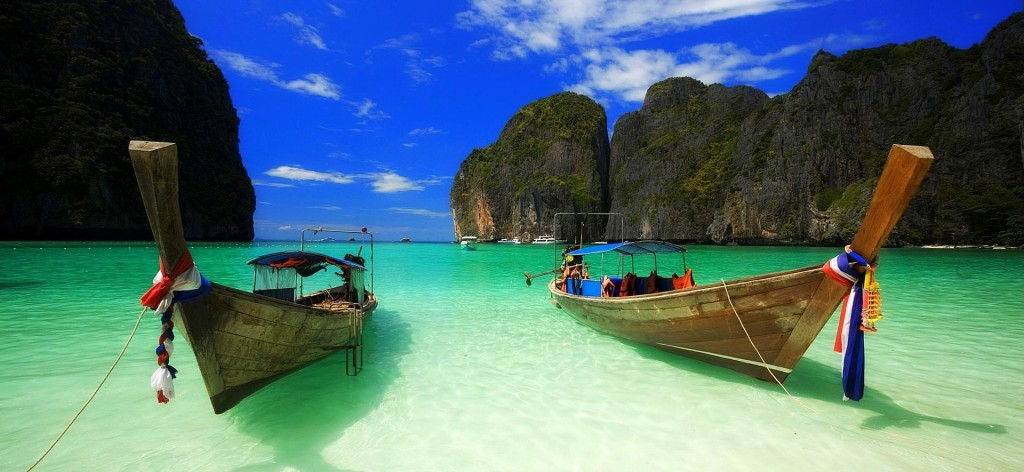Ko Phi Phi Don Island in Thailand For Couples