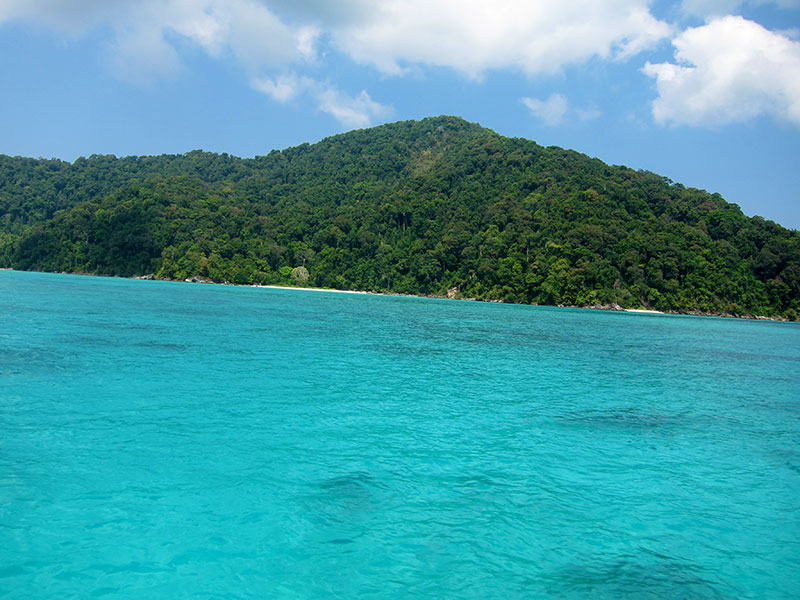 Ko Phra Thong Island in Thailand For Couples