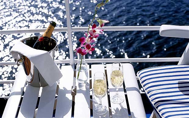 Free Drinks on Cruises