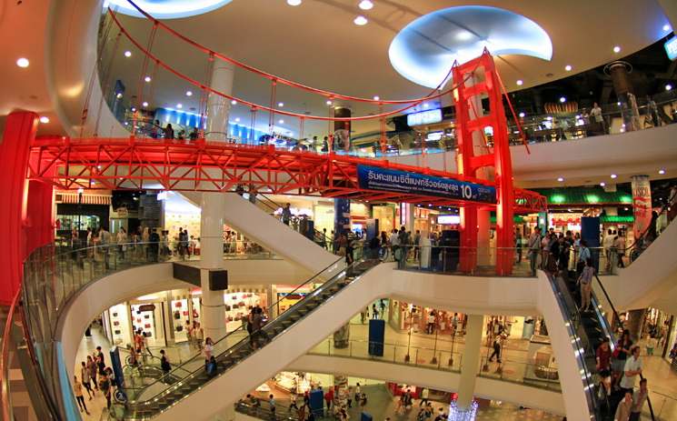 Bangkok's Best Shopping Malls